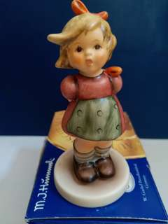 Hummel #564 Free Spirit mint with original box and COA