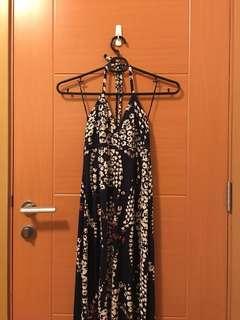 Forever21 Halter Maxi Dress