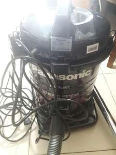 Panasonic vacuum cleaner.