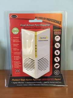 🚚 Dual Action Pest Repeller