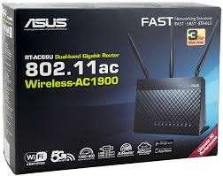 ASUS RT-AC68U Wireless Router  路由器