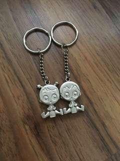 Couple KeyChain