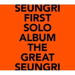 Seungri Vol 1. - The Great Seungri