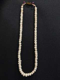 🚚 真的珍珠項鍊