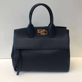 Salvatore Ferragamo Studio Bag ( Brand New/ 全新)