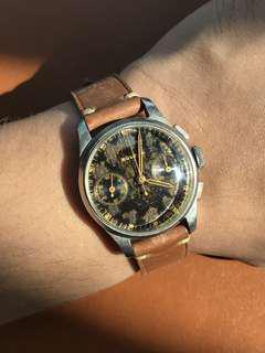 寶路華 BULOVA chrono 計時錶