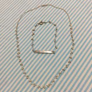 FREE SHIPPING: MM!!!! 92.5 Silver Set