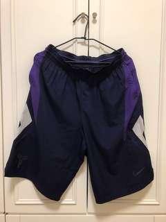 🚚 NIKE耐吉-球褲/運動褲/短褲/五分褲/紫色