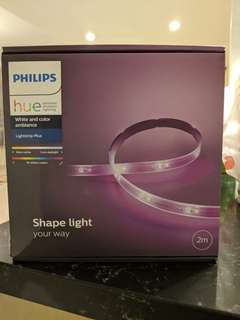 HUE Lightstrip Plus (2m with driver)