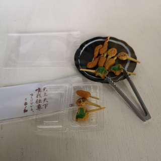 Re-ment Food Miniature ideal for Blythe Barbie Momoko diorama 1:6 scale