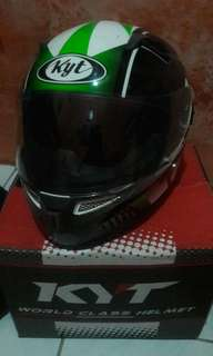 HELM KYT K2RIDER FULL FACE