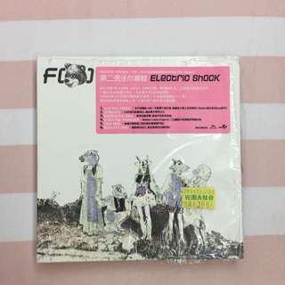 f(x)-Electric shock 台壓版