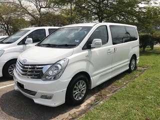 Hyundai Starex Royale 2.5(A) Rent
