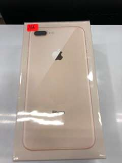 iPhone 8 Plus 256 gb (gold)