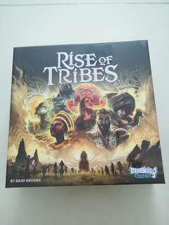 Rise of tribes Kickstarter deluxe edition