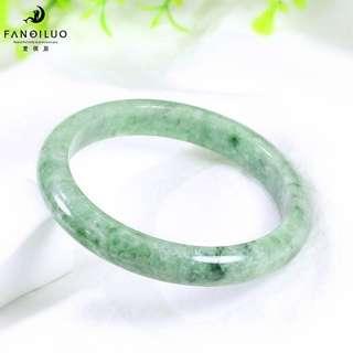 Natural Jadeite Bangle Code YZ302(Grade A)55.5MM