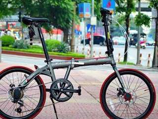Java Decaf TT 7 Speed 451 Wheelset (used)