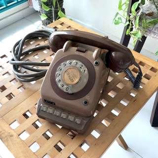 Rare Collectible SETELCO Vintage Antique Phone