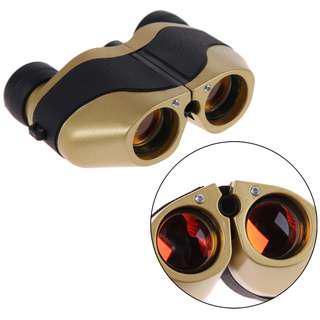 Teropong Binocular Outdoor Magnification 80 x 120 - Golden