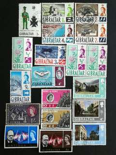 British colonies stamps#23
