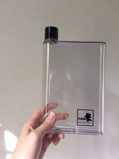 Nus FASS Commemorative A5 Water Bottle