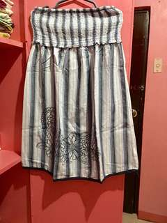 Authentic mossimo tube dress