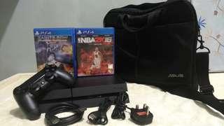 Sony PlayStation4 500GB CUH1206A