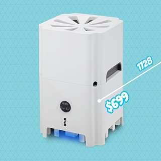 天上野 Clothes Dryer 和風機 全新品$600 (一年保用), 二手品$380(冇保用)