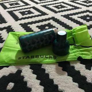 Starbucks stainless steel tumbler