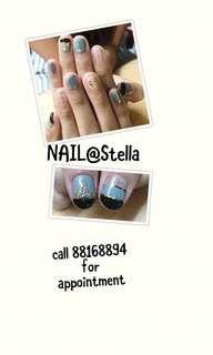 classic gel nail
