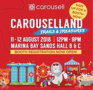 Carouselland 2018!