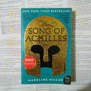 The Song of Achilles | Madeline Miller