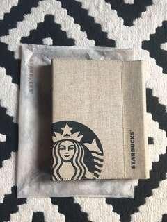 Starbucks planner