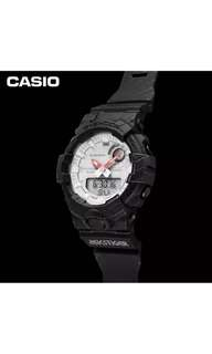 CASIO AsicsTiger×G-SHOCK GBA-800AT-1APR