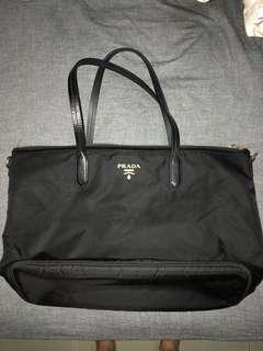Authentic Prada Bag(reduce)