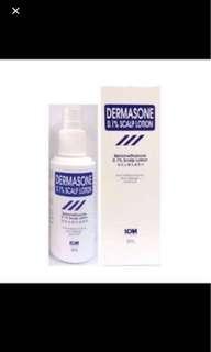 Dermasone Scalp Lotion 0.1% b