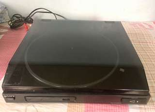 Sony Fully Automatic Vinyl Turntable