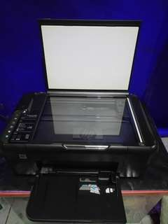 Hp Deskjet Printer F4480