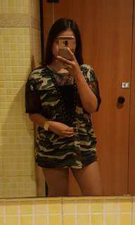 F21 como dress