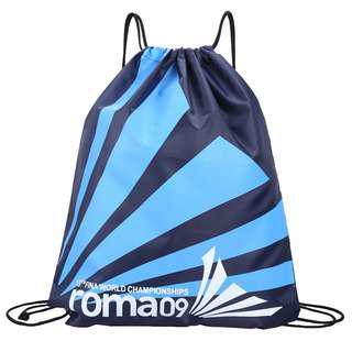 Tas Ransel Serut Drawstring Model Sport - Blue