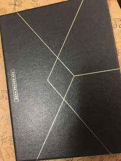 EXO's Second Box 90% new