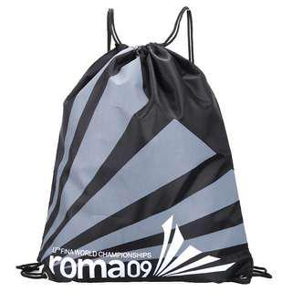 Tas Ransel Serut Drawstring Model Sport - Black