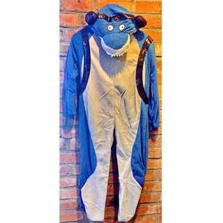Ice Age Sealife Magnus All-in-one-costume