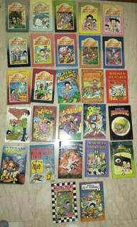Bookworm Club books