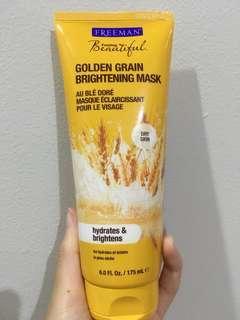 Golden Grain Brightening Mask ( Ready Stock)