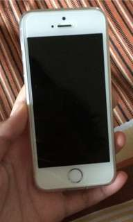 REPRICE IPHONE 5s 32GB SILVER 4G