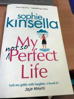 """Sophie kinsella """"my not so perfect life"""""""