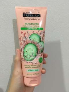 REJUVENATING Cucumber + pink salt (ready stock)