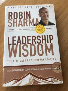 Leadership Wisdom - Robin Sharma