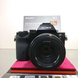 Kamera Sony ILCE-7 Fullframe Bisa Dicicil Tanpa Kartu kredit